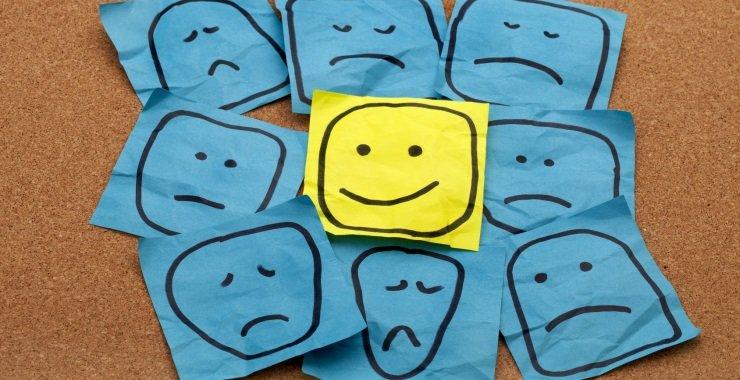 actitud positiva, mente positiva